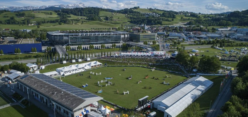 Wie Olympia: CSIO St. Gallen um ein Jahr verschoben