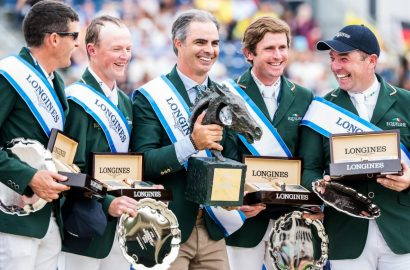 Longines FEI Jumping Nations Cup Final 2020 in Barcelona cancelled