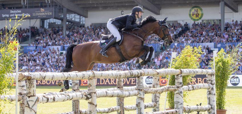 Auch wenn die 100. Auflage des Deutschen Spring- und Dressur-Derbys verschoben ist: Gefeiert wird trotzdem!