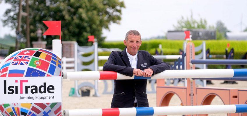 Holger Hetzels Neustart ins Turniergeschehen bestens gelungen