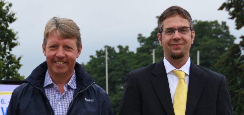 Markus Beerbaum neuer Körkommissar in Hannover