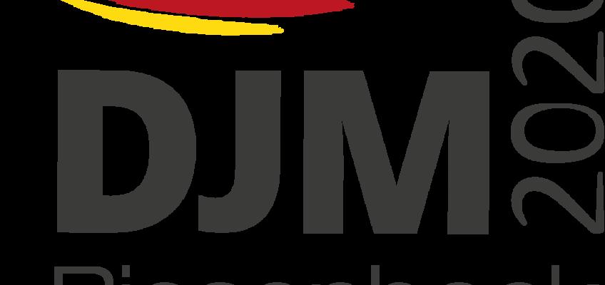 Deutsche Jugendmeisterschaften in Riesenbeck an zwei Wochenenden