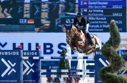 David Will verliert drei Top-Pferde an Denis Lynch
