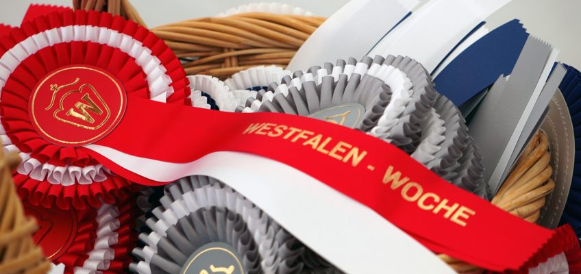 Westfalen-Woche 2020:  Sechs Tage Sport und Schau am Westfälischen Pferdezentrum