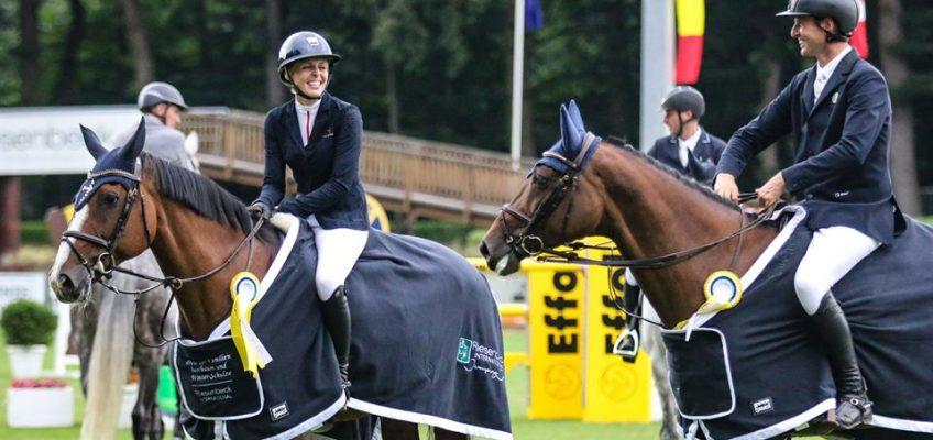 Zeitgleich: Doppelsieg für Klaphake und Baackmann in Riesenbeck