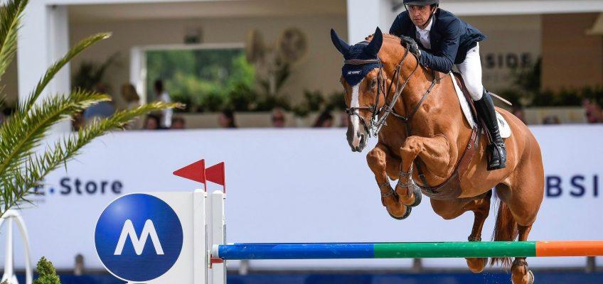 Marlon Modolo Zanotelli sichert sich Grand Prix Sieg in Grimaud!