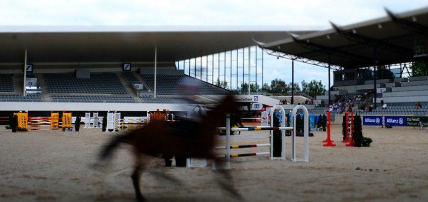 Aachen International Jumping: Weltklasse im Deutsche Bank Stadion