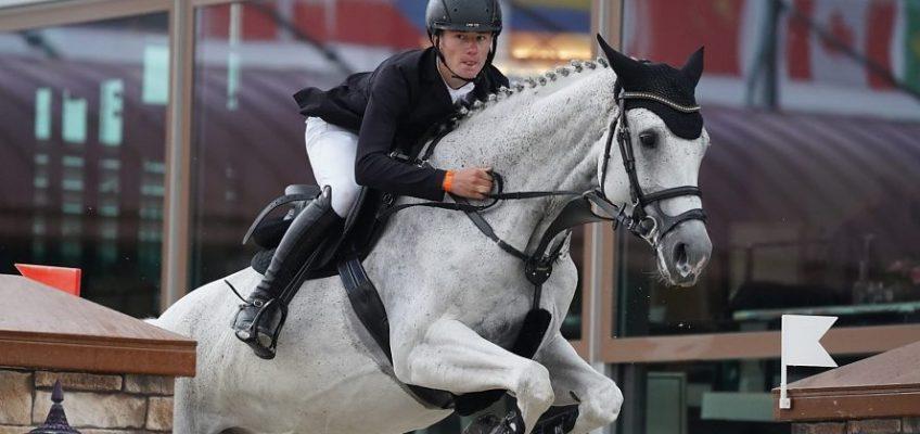 Sönke Fallenberg gewinnt Junge Reiter Finale in Valkenswaard