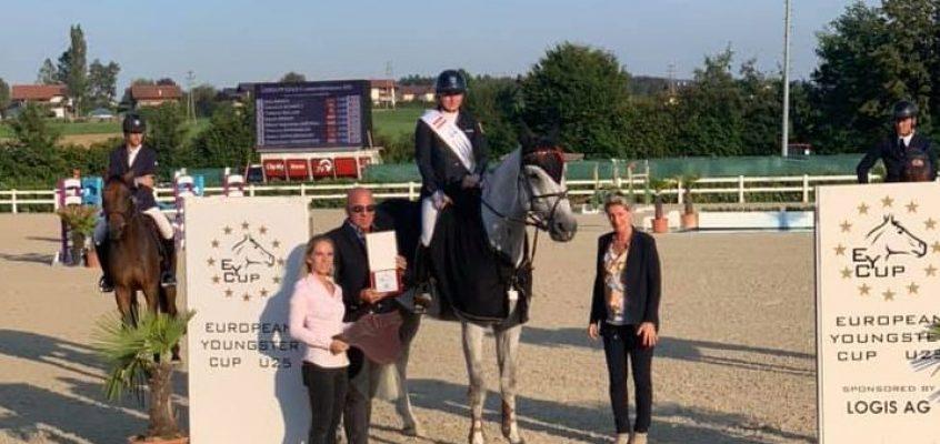 Alia Knack gewinnt GP und ist für EY-Cup Finale qualifiziert