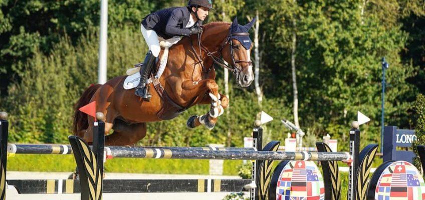 Zanotelli gewinnt letztes CSI5* Springen vor Tops-Alexander in Valkenswaard!