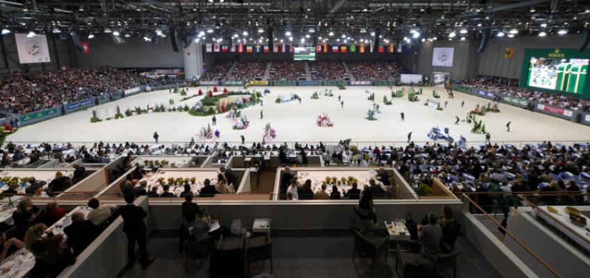 Trotz Corona: CHI Genf soll mit Rolex-Grand Slam im Dezember starten