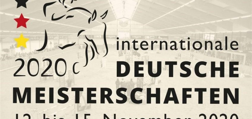 Internationale Deutsche Meisterschaften bei Riesenbeck International