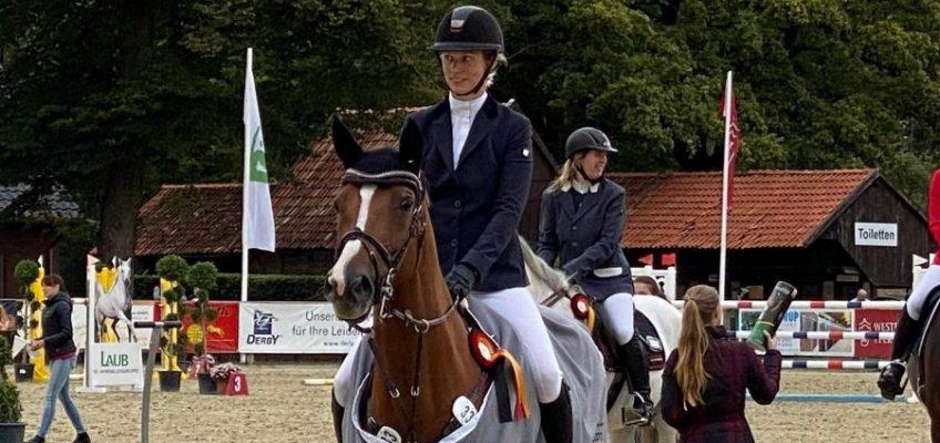 Janne Sosath-Hahn wird Deutsche Meisterin der Amateure