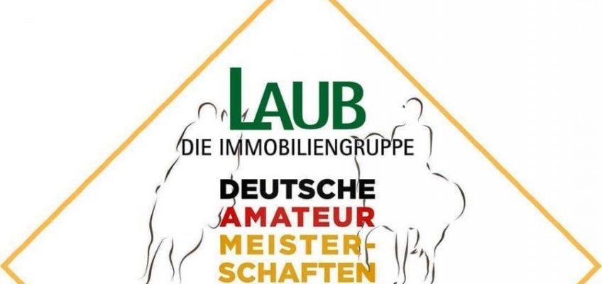 Deutsche Amateur-Meisterschaften: Das sind die mehr als 110 Teilnehmer
