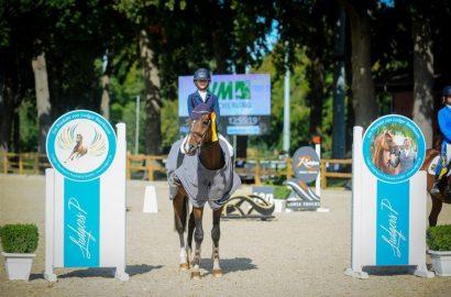 Vor dem Finale: Jugendmeisterschaften in Riesenbeck, Tag 2