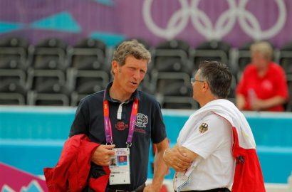 Kompletter Olympiakader bei der DM der Springreiter am Start