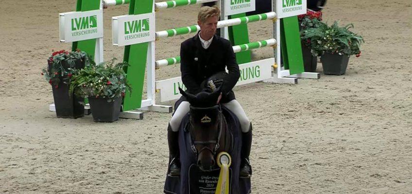 Meister Ehning gewinnt Großen Preis von Riesenbeck!