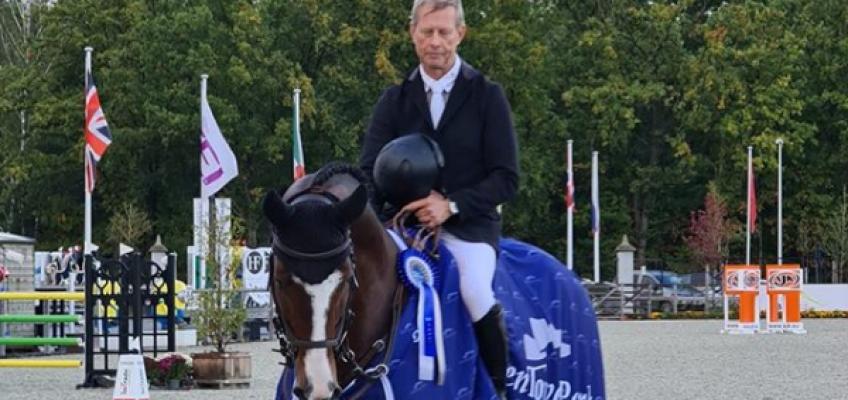 Rolf-Göran Bengtsson hängt Belgier im Grand Prix von Opglabbeek ab!