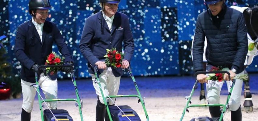 Sweden International Horse Show auf November 2021 verschoben!