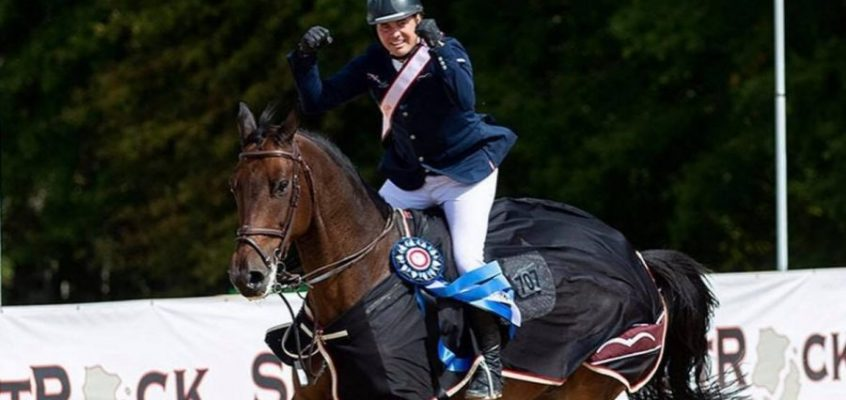Christian Heineking gewinnt 100.000-Dollar-Grand Prix in Ohio