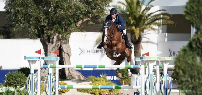 Der letzte Champion des Jahres in Grimaud: Daniel Deusser