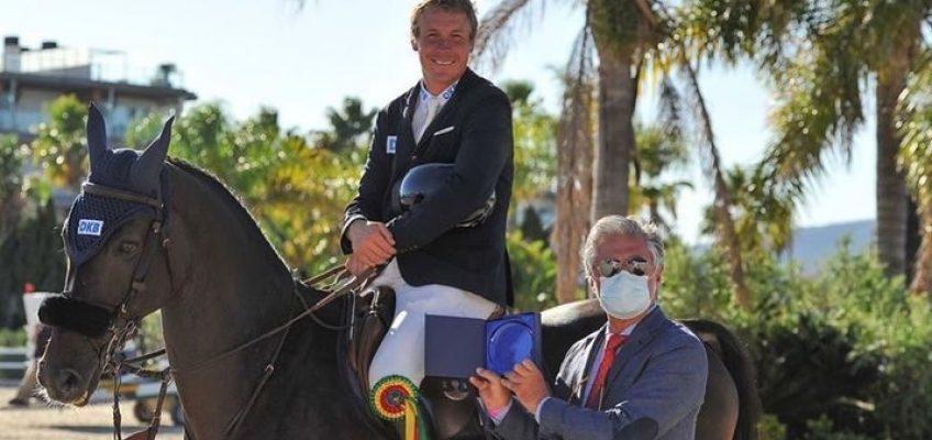 David Will gewinnt Weltranglisten-Springen in Oliva