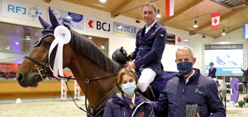 Hansi Dreher gewinnt Prix Tag Heuer in Chevenez