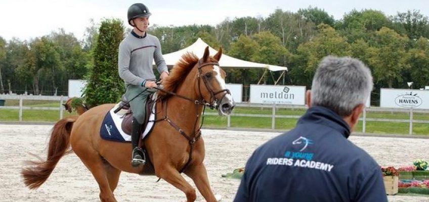 Young Riders Academy schickt zwei Top-Talente zu Marco Kutscher