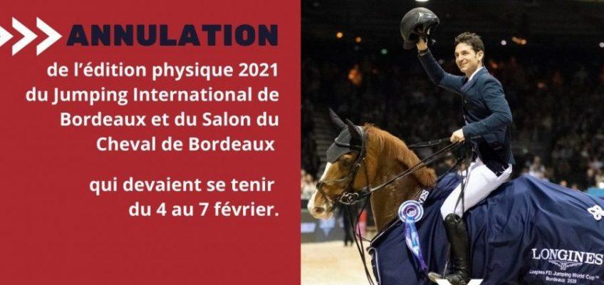 Weltcup-Etappe in Bordeaux ist jetzt auch Corona zum Opfer gefallen