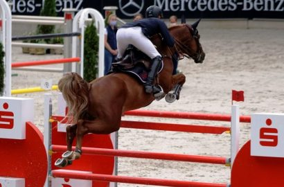 Karawane macht sich auf den Weg zu Amadeus Horse Indoors in Salzburg