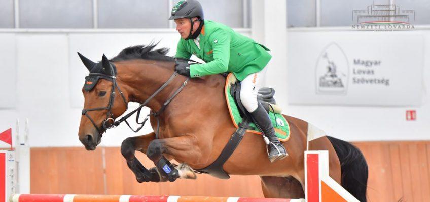 Gerfried Puck gewinnt in Budapest, Tobias Bachl Sechster