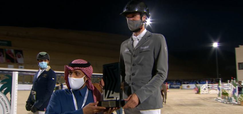 Christian Kukuk und Mumbai schnappen sich Sieg in der Small Tour in Riad!