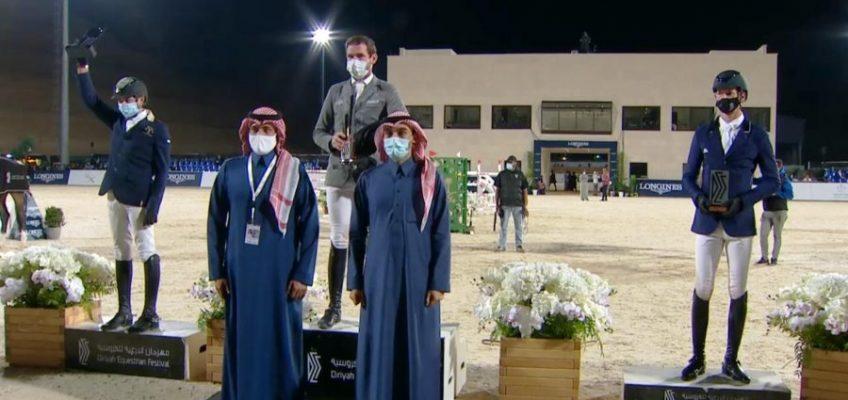 Deutscher Tag im GP von Riad mit Sieg von Philipp Weishaupt