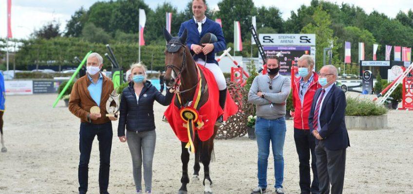 ET Auction präsentiert den belgischen Champion der Fünfjährigen!