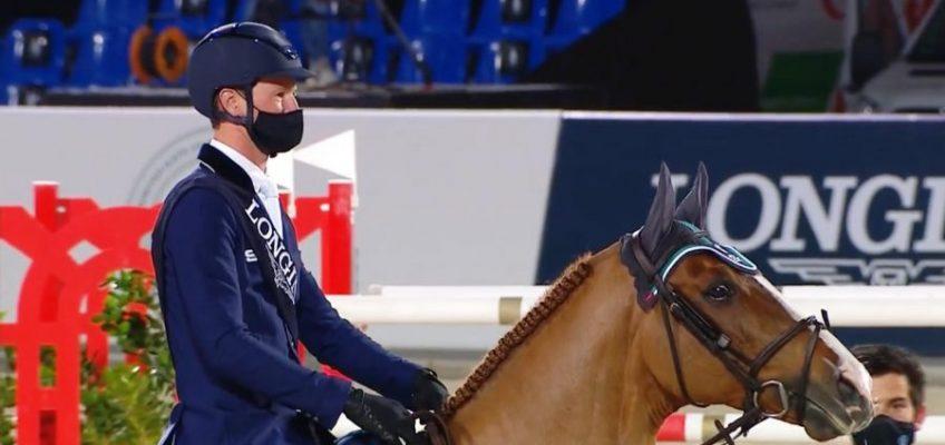 Deutscher Doppelsieg in Riad: Deusser vor Ehning im Weltcup