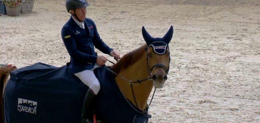 Hansi Dreher gewinnt das Championat von Salzburg