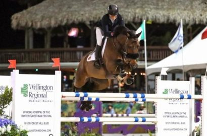 Beezie Madden and Breitling LS Win $137,000 Wellington  Grand Prix