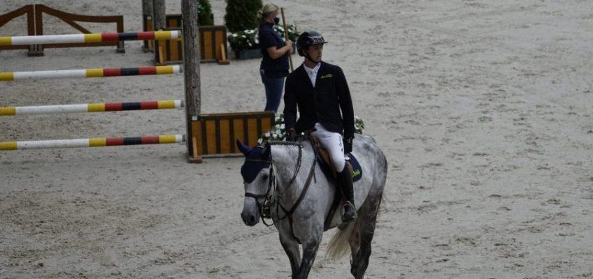 Auch 2. Woche in Opglabbeek startet mit Felix Haßmann-Sieg