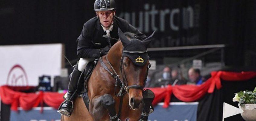 Marcus Ehning und Stargold Dritte im Preis der Bemer Group in Salzburg!