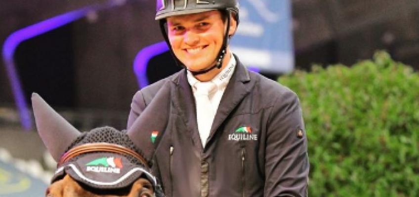 Tebbel Zweiter, Ahlmann Dritter im Grand Prix von Opglabbeek