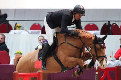 André Thieme auf USA Tour – auch zum Pferdeverkauf
