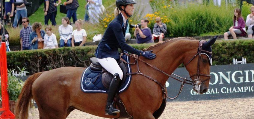 Mühsames Comeback der Weltmeisterin Simone Blum und ihrer DSP Alice