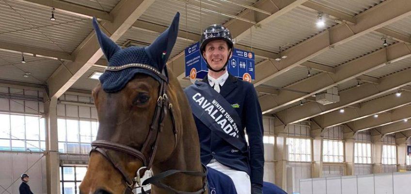 Felix Haßmann und SIG Chaccinus gewinnen Grand Prix in Poznan!