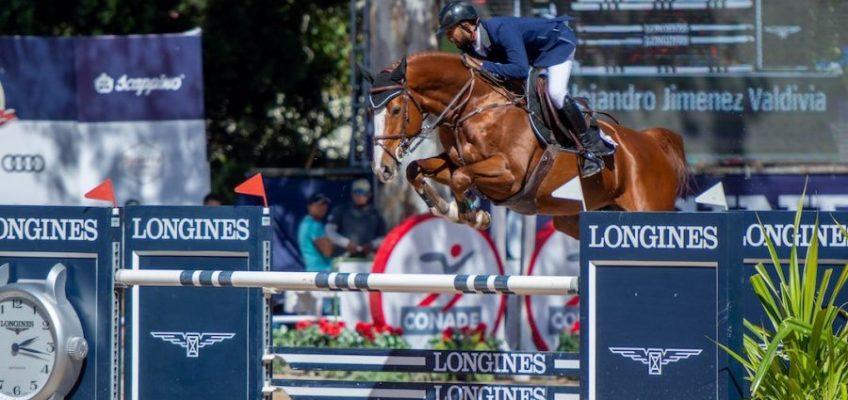 Daniel Deusser probiert in Wellington auch ein neues Pferd aus!