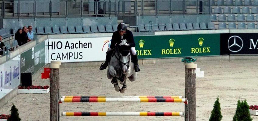 Nach Herpes-Ausbruch in Valencia: Sven Schlüsselburg hat Angst um seine Pferde!