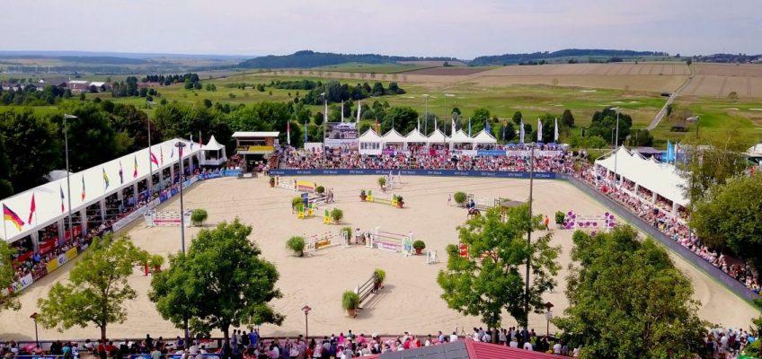 """Fest der Pferde"" Donaueschingen wird BEMER Riders Tour-Etappe!"