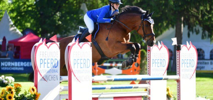 Pferd International erstes Turnier für Amateurreiter in Bayern!