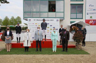 Ein Überflieger: Richard Vogel gewinnt auch Preis der Stadt Mannheim