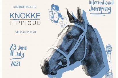 CSI5* Knokke Hippique kehrt mit drei Wochen Spitzensport ab 23. Juni zurück!