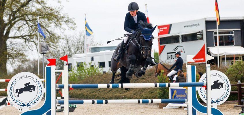 Jugend übertrumpft Routine – Pheline Ahlmann gewinnt beim CSE Ehlersdorf